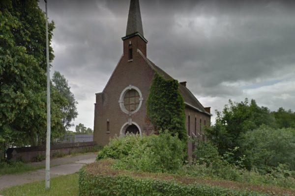 start fase 1 – Sint Anna kapel / Boom